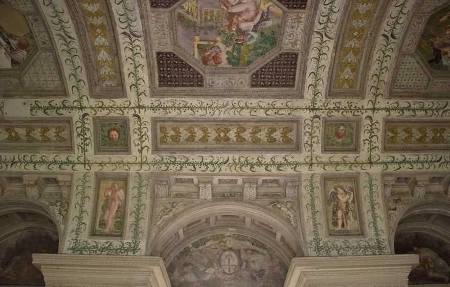 Palazzo-Te-Loggia-di-Davide