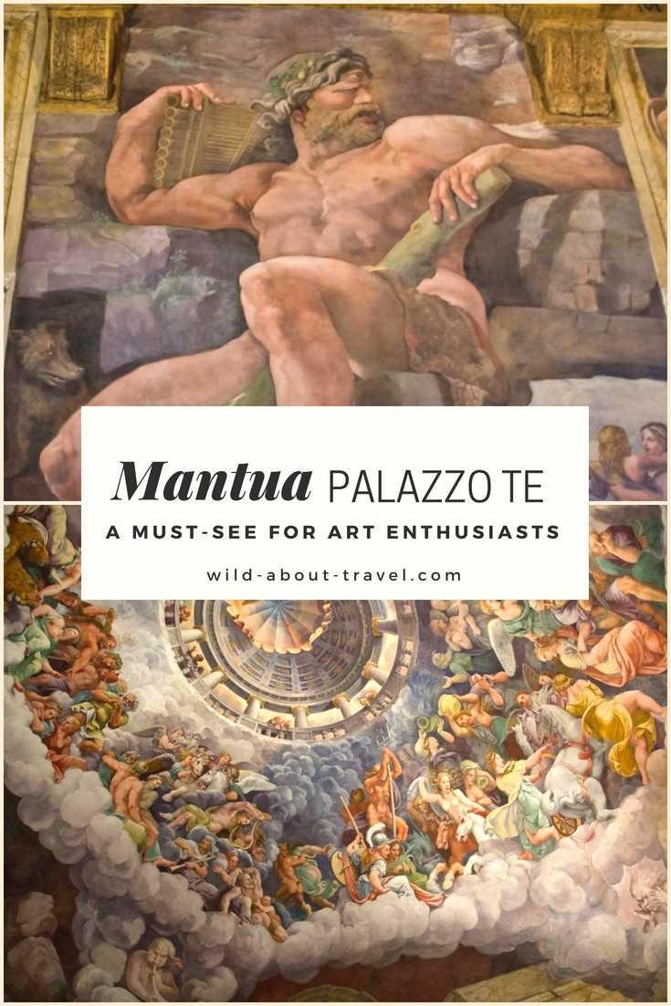 Mantua Palazzo del Te