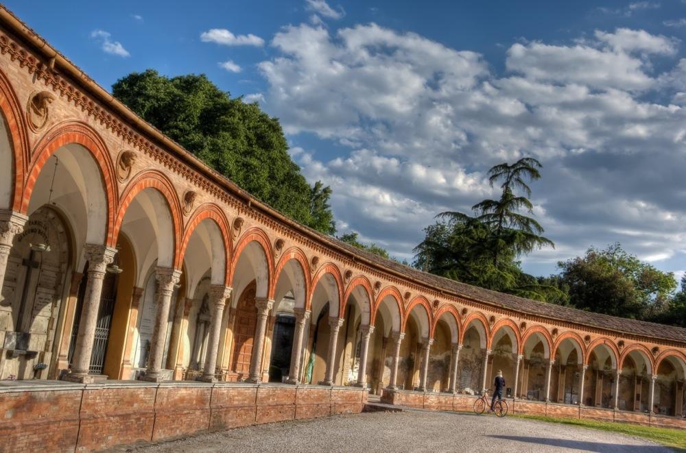 Italy, Ferrara, San Cristoforo alla Certosa