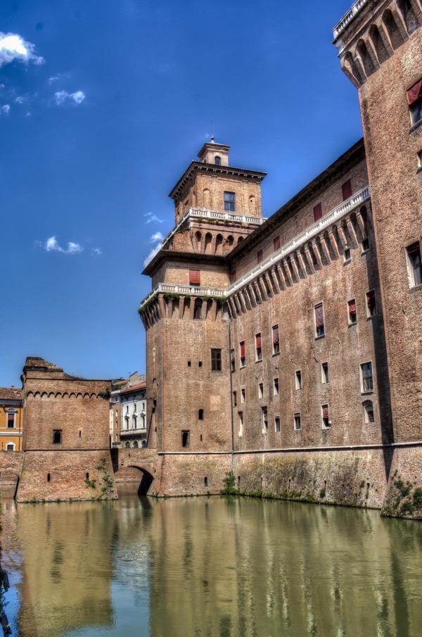italy ferrara-the-castle