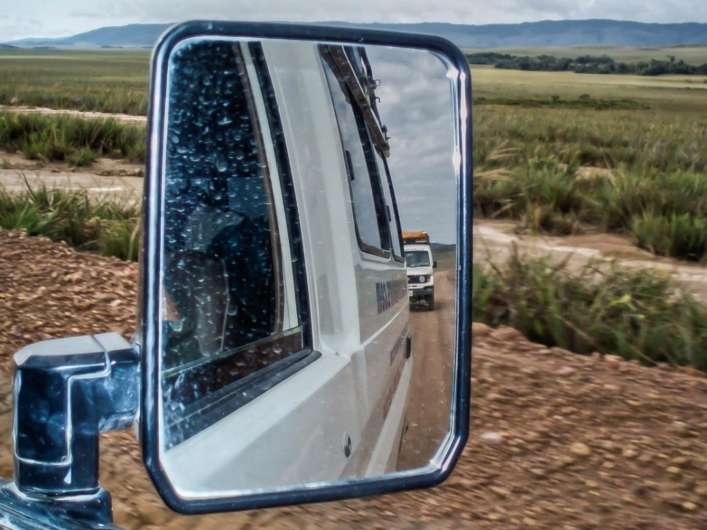 4x4 Rearview Mirror