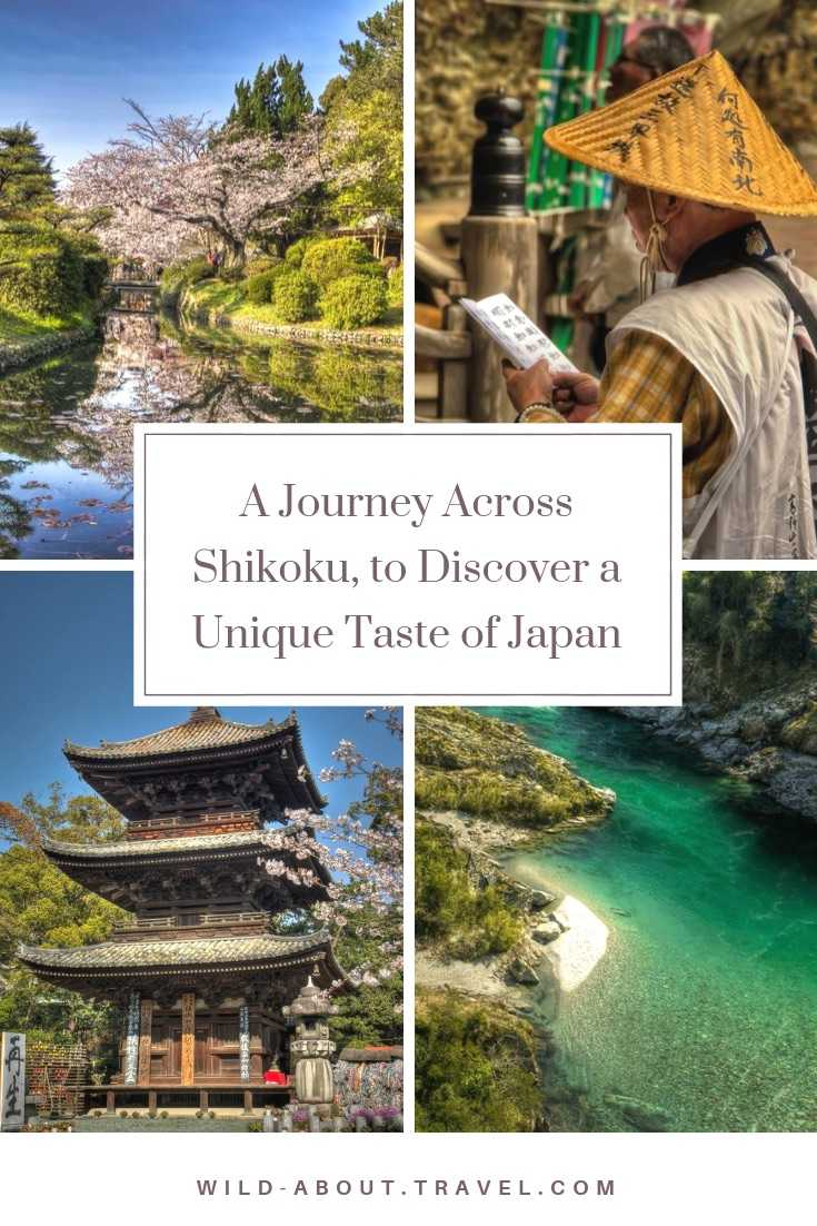 A Journey Across Shikoku, to Discover a Different Taste of Japan