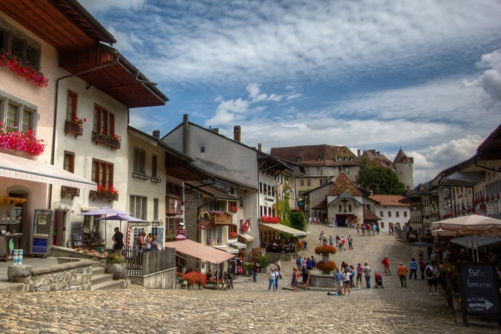 Gruyères, Picturesque Switzerland