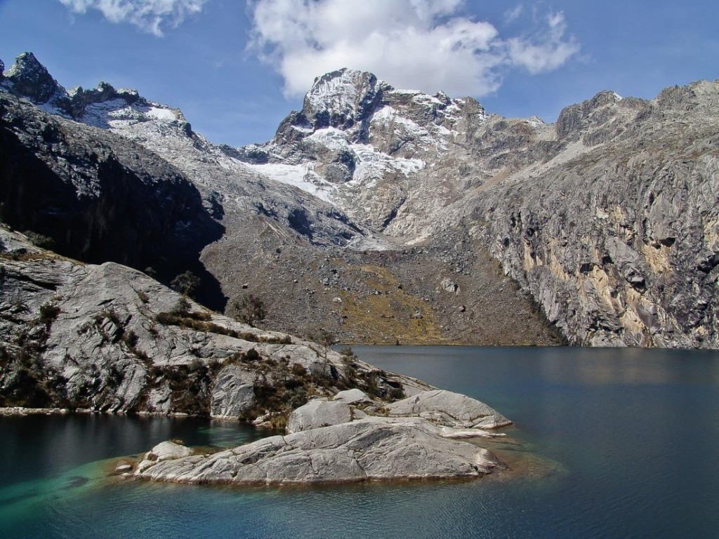Peru, Hiking in the Andes