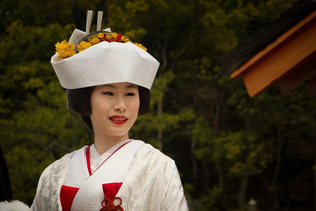 Beautiful Japanese Bride