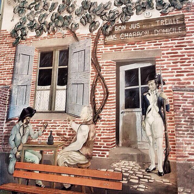 France, Albi, Street Art