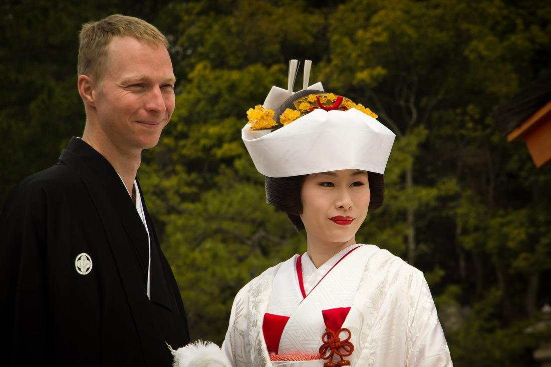 Getting Married, Japanese Style