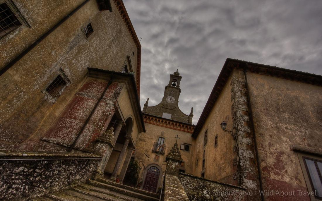Tuscany-Montesenario-Sanctuary