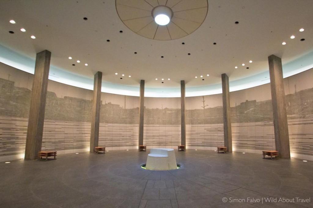 Hiroshima, Remembrance Hall