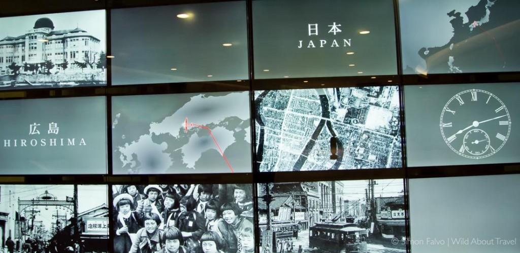 Hiroshima - The Remembrance Wall