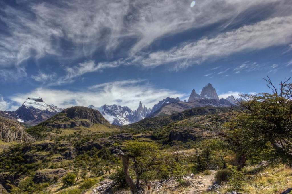 Argentina, Los Glaciares National Park