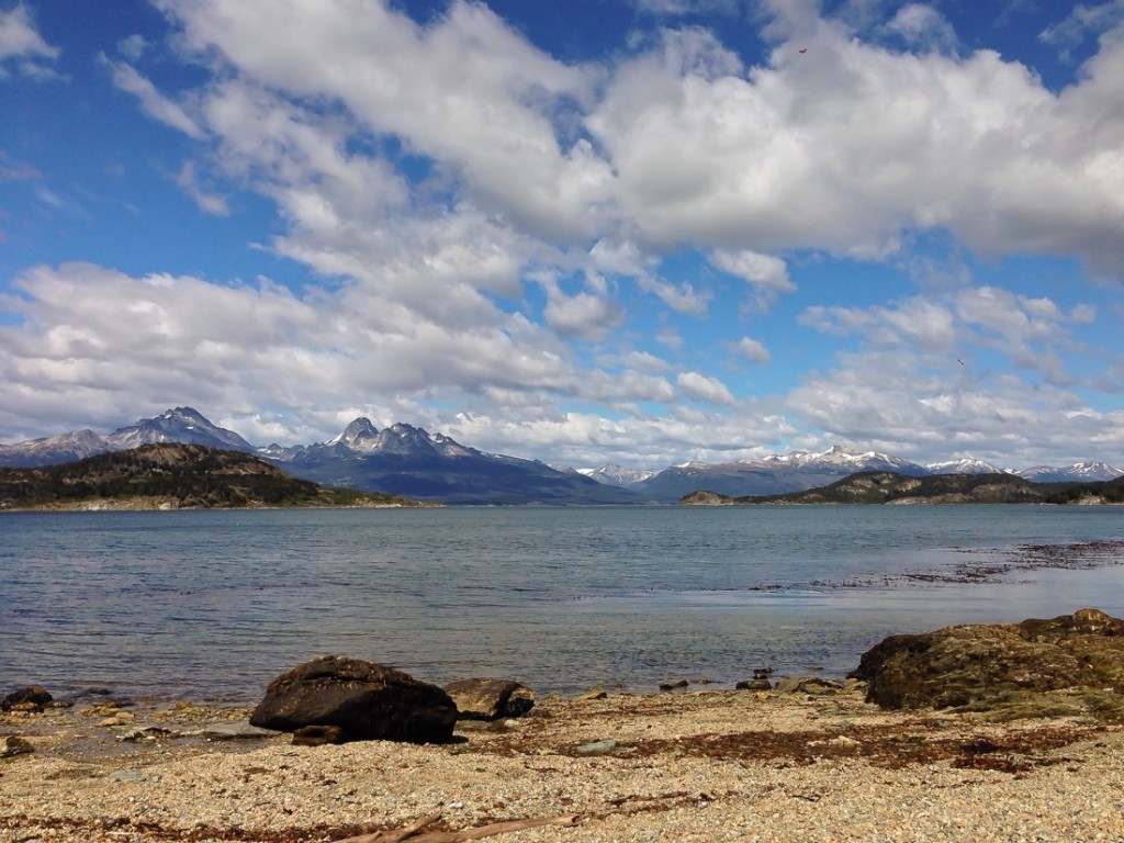 Tierra del Fuego National Park Ensenada Bay