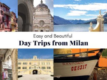 BEST DAY TRIPS FROM MILAN