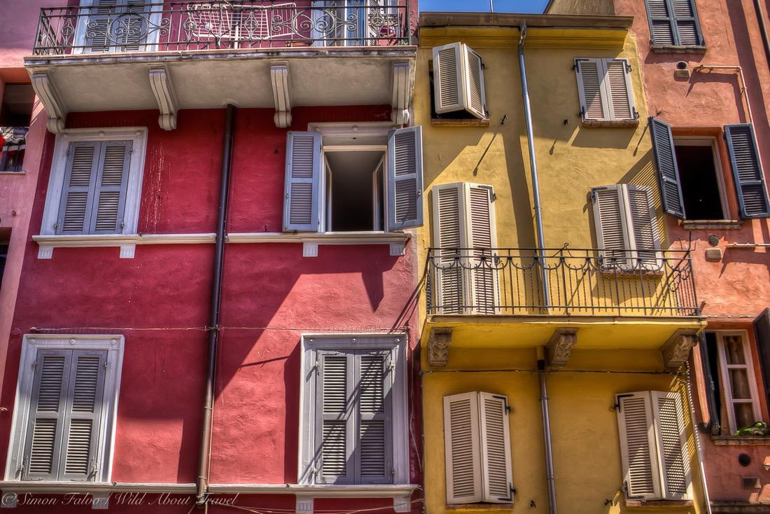 Colourful Parma