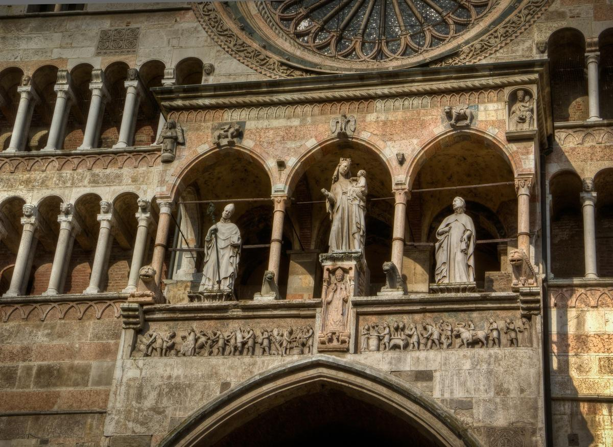 Cremona, Cathedral and Torrazzo