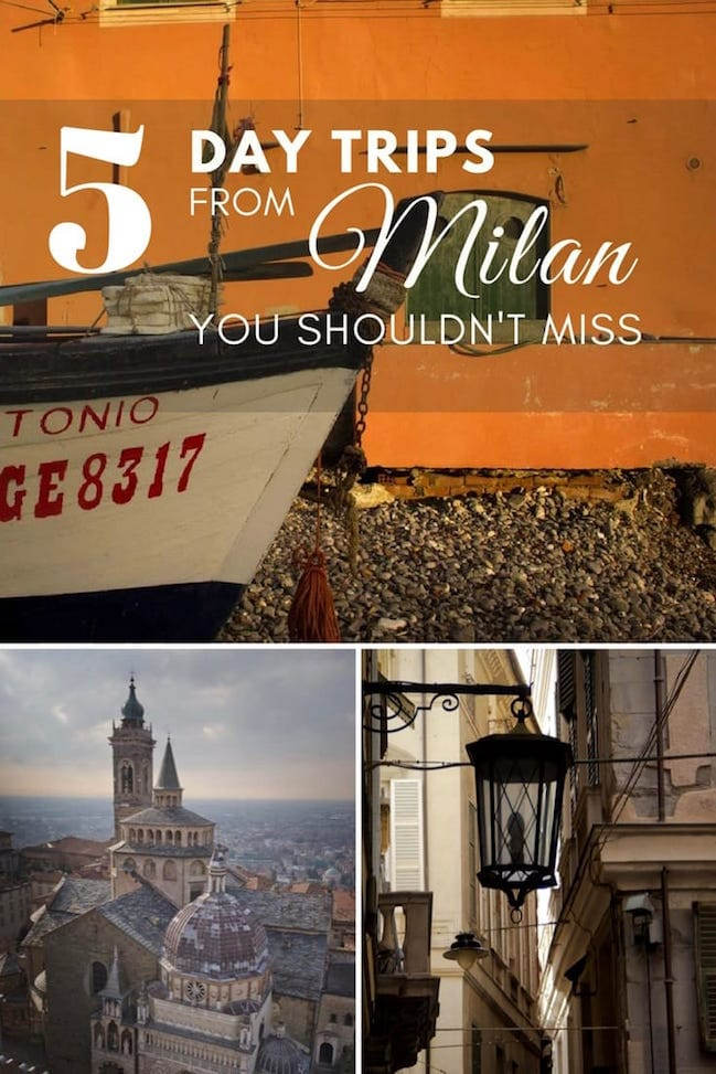 DAY TRIPS FROM MILAN YOU SHOULDN'T MISS
