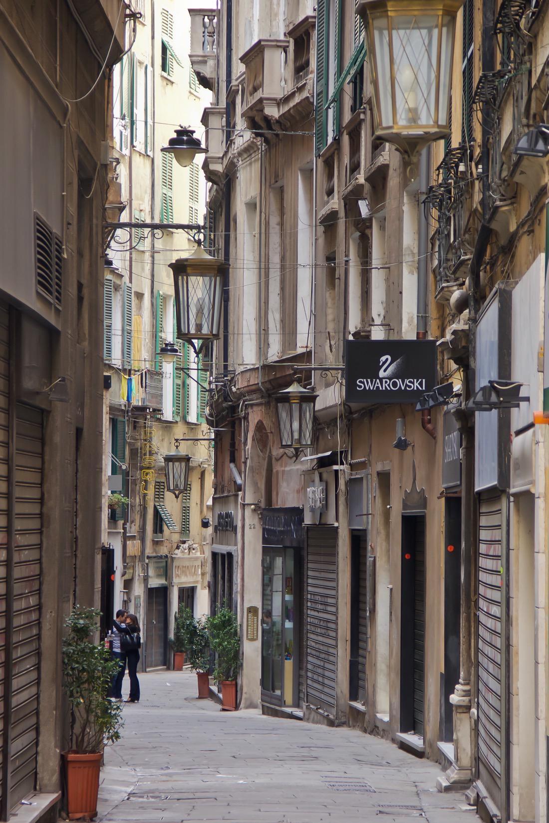 Genova Old Town
