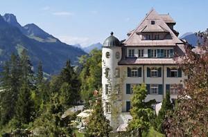 Gstaad Hotel Solsana