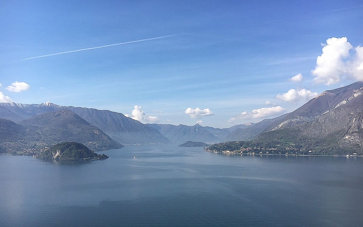 popular day trips from milan Lake Como