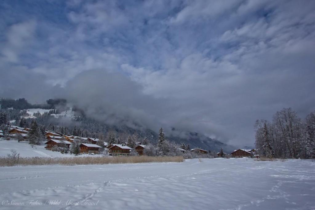 Switzerland - Lauenen, near Gstaad