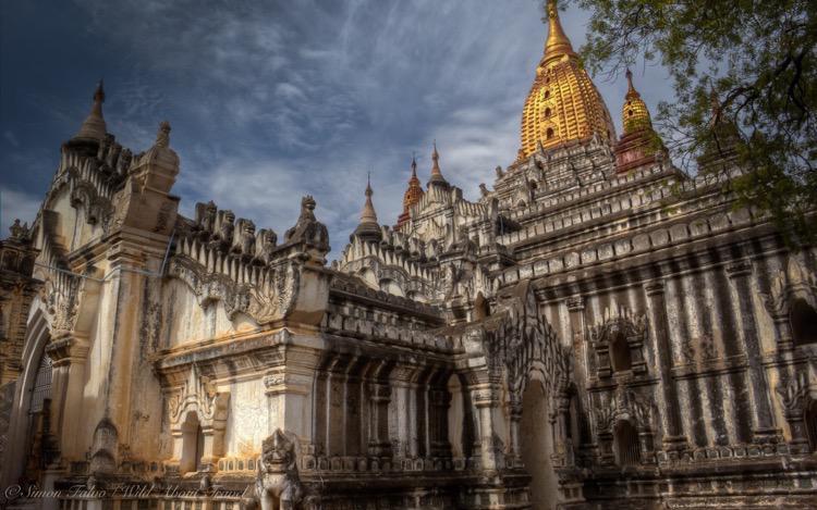 Burma, Bagan, Ananda Temple