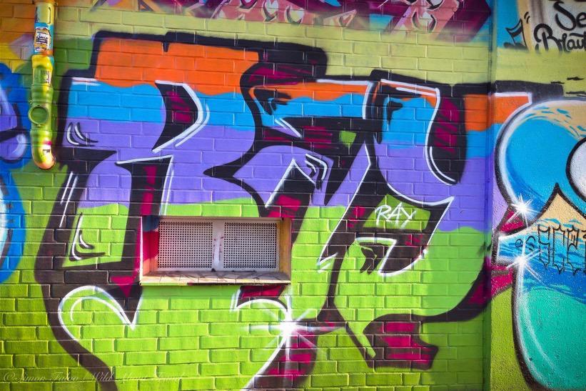 Graffiti, Hamburg
