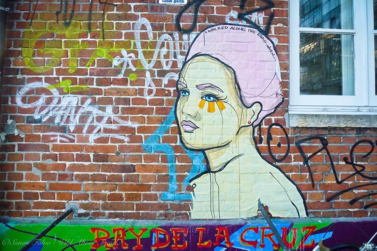 Hamburg Graffiti, Ray de la Cruz