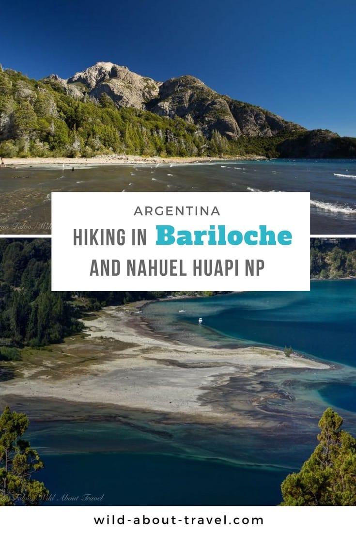 Hiking in Bariloche and Nahuel Huapi