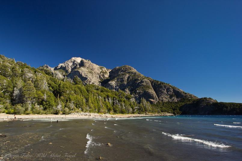 Llao Llao, Lago Escondido