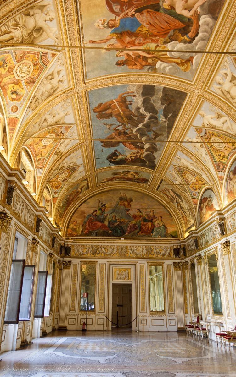 Italy, Mantua, Ducal Palace