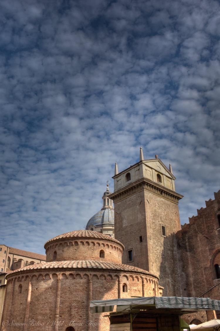 Italy, Mantua Old Town-2