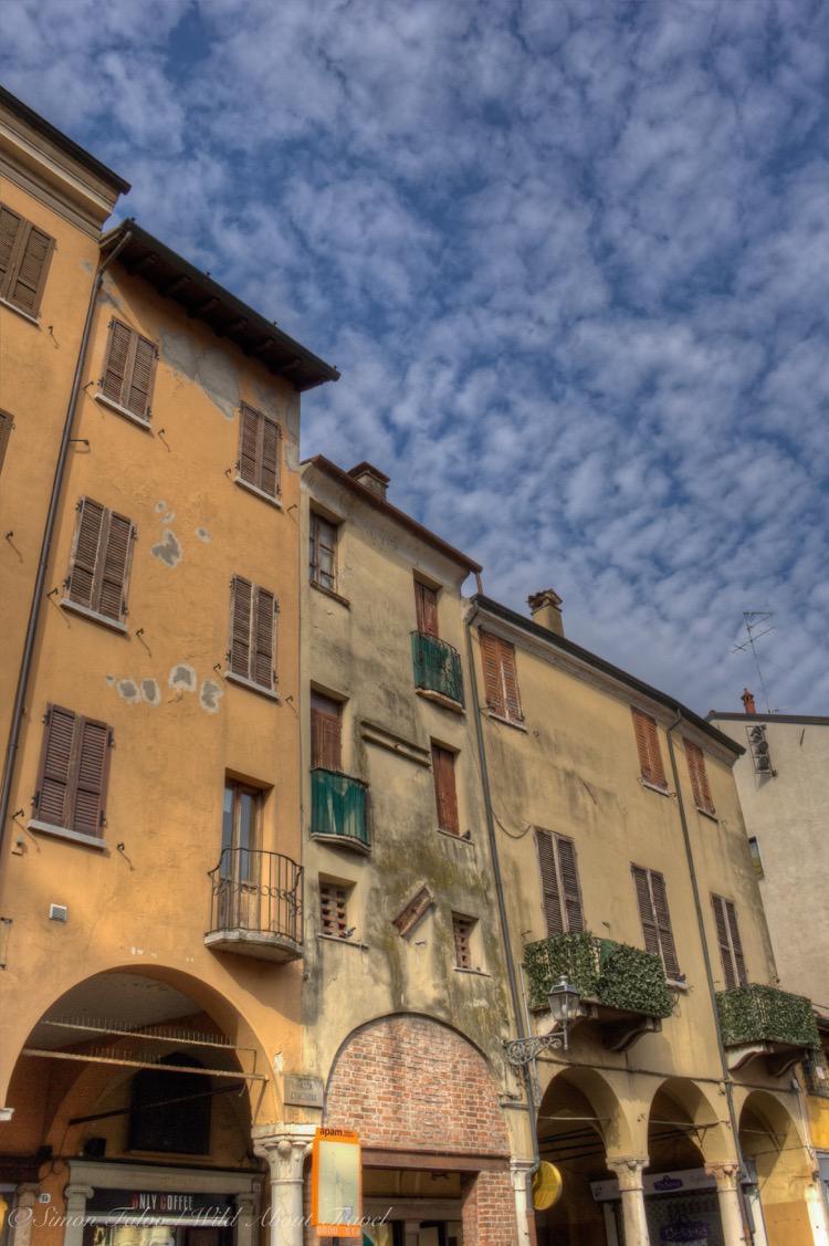 Mantua, Old Town