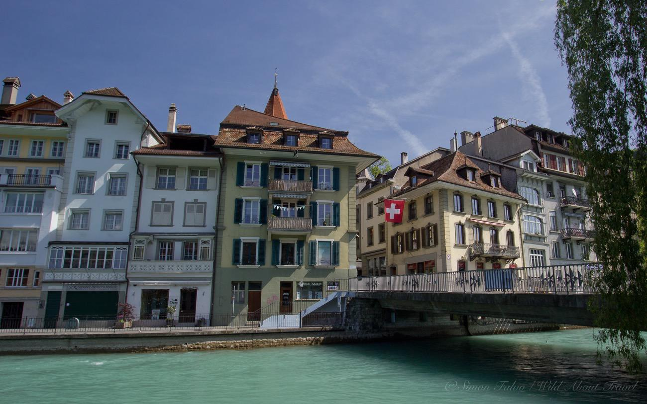 Switzerland, Thun Old Town