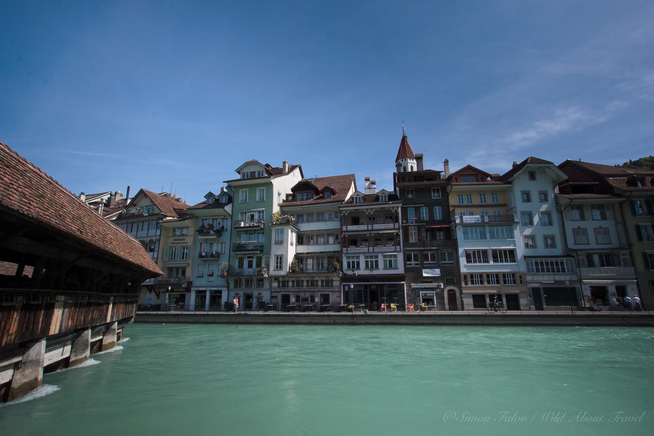 Switzerland, Welcome in Thun