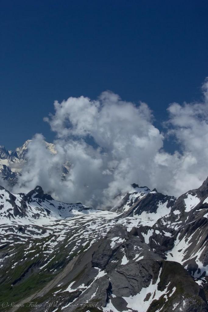 Les Diablerets, Alpine Landscape