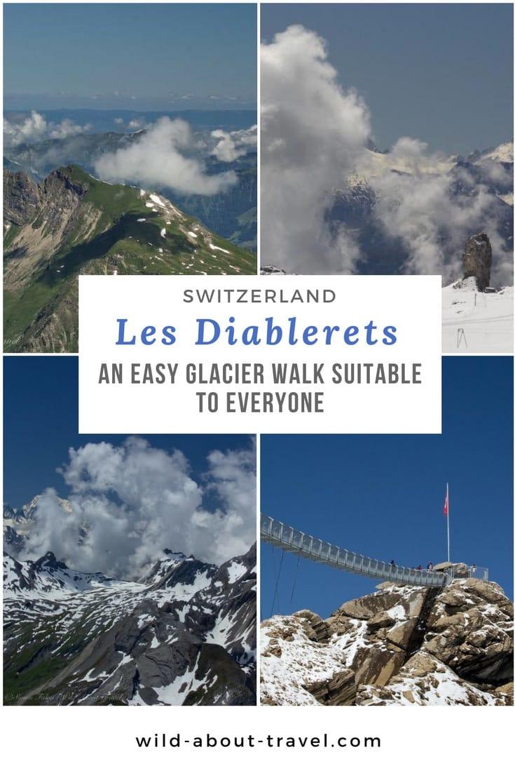 Les Diablerets Easy Glacier Walk