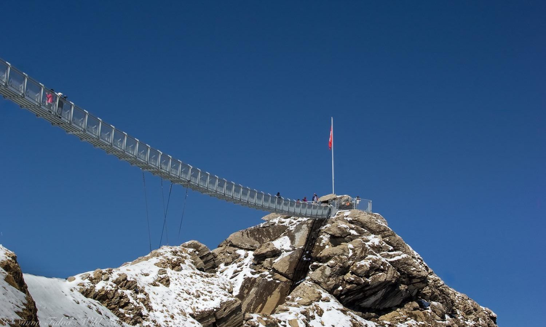 Les Diablerets, Peak Walk Bridge [Cover]