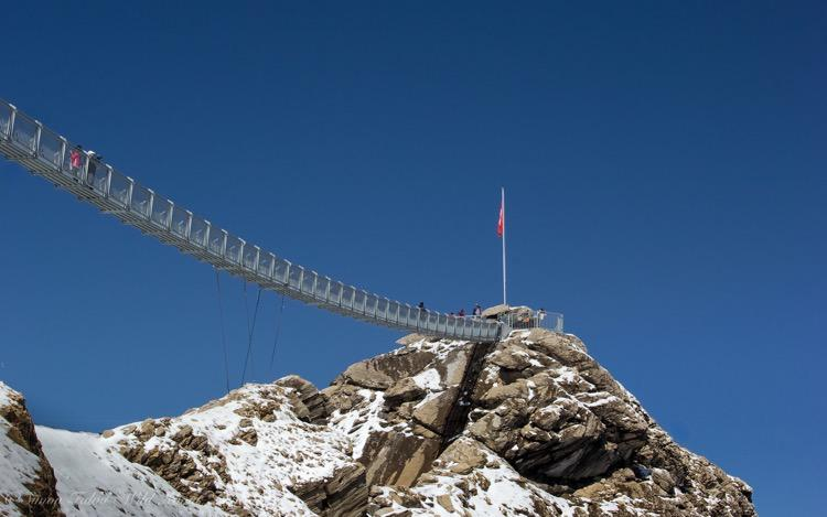 Les Diablerets, Peak Walk Bridge