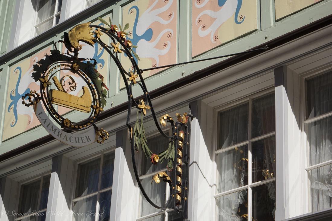 Appenzell Cafè Confiserie Laimbacher