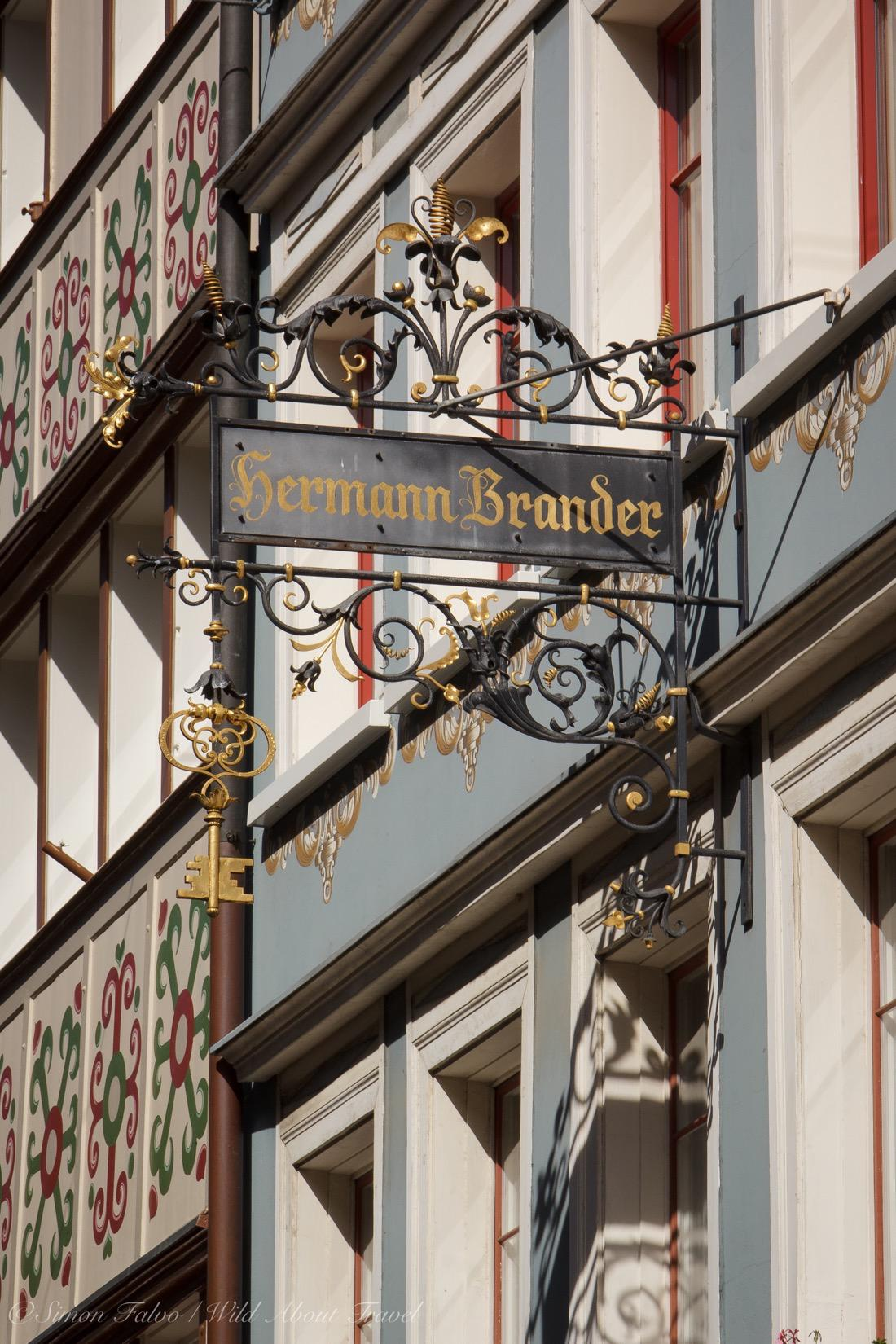 Appenzell Hermann Brander
