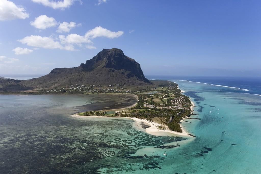 Mauritius - Le Morne Brabant Peninsula. Photo courtesy Sofitel SO Mauritius