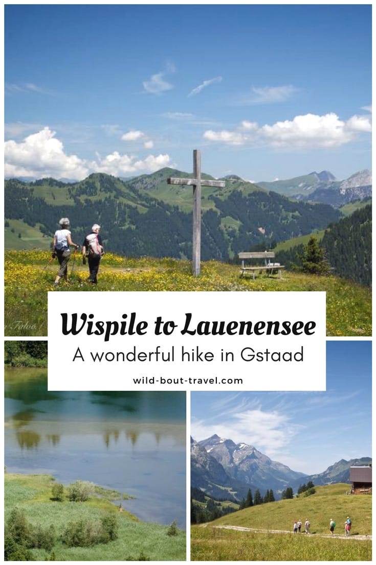 Wispile to Lauenensee Best Hike in Gstaad