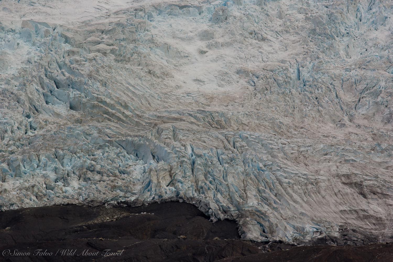 Argentina, Glaciers in Los Glaciares National Park
