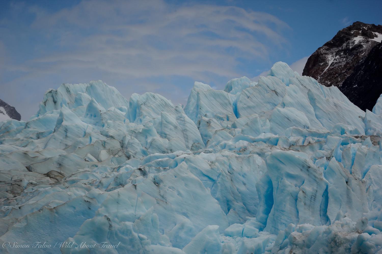 Argentina, Spegazzini Glacier