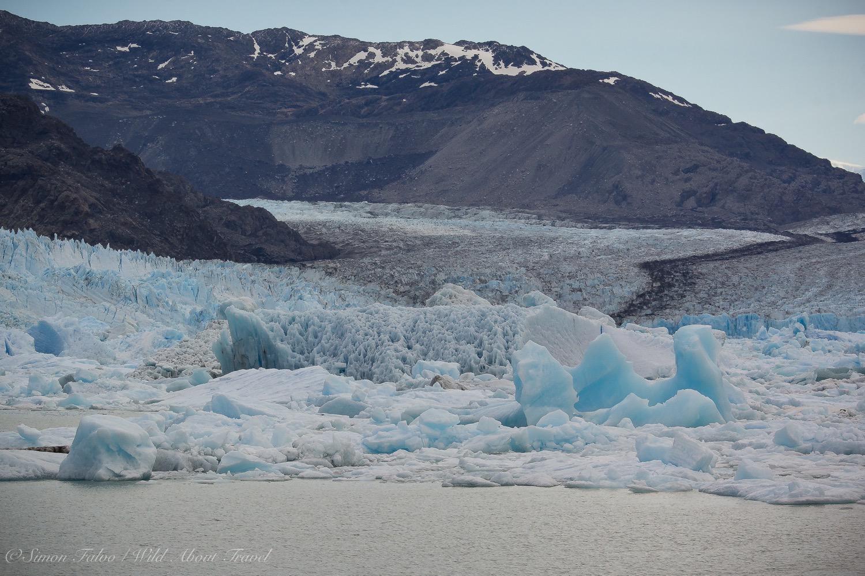 Argentina, Upsala Glacier