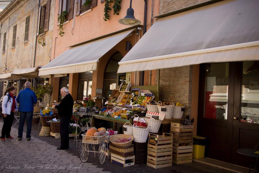 Ravenna, La Butèga ad Giorgioni