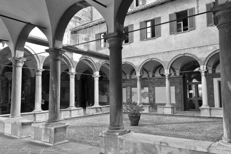 Milan - Sancturay Santa Maria alla Fontana