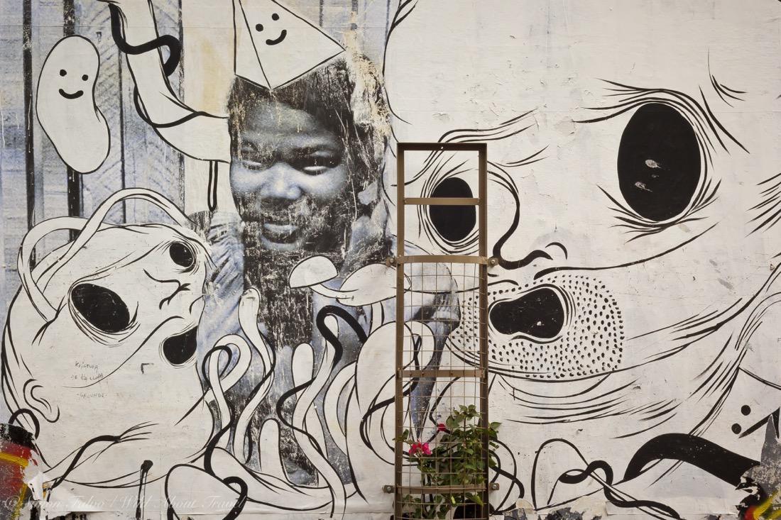 Buenos Aires Street Art San Telmo