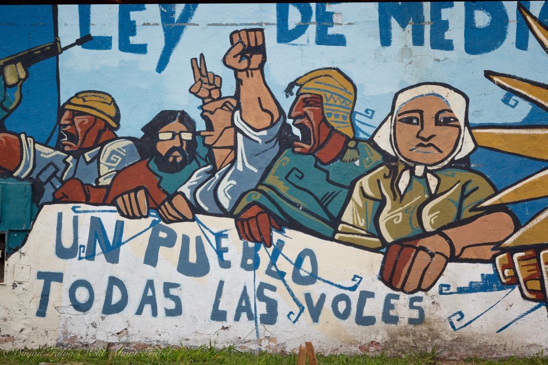 Buenos Aires Street Art Scene