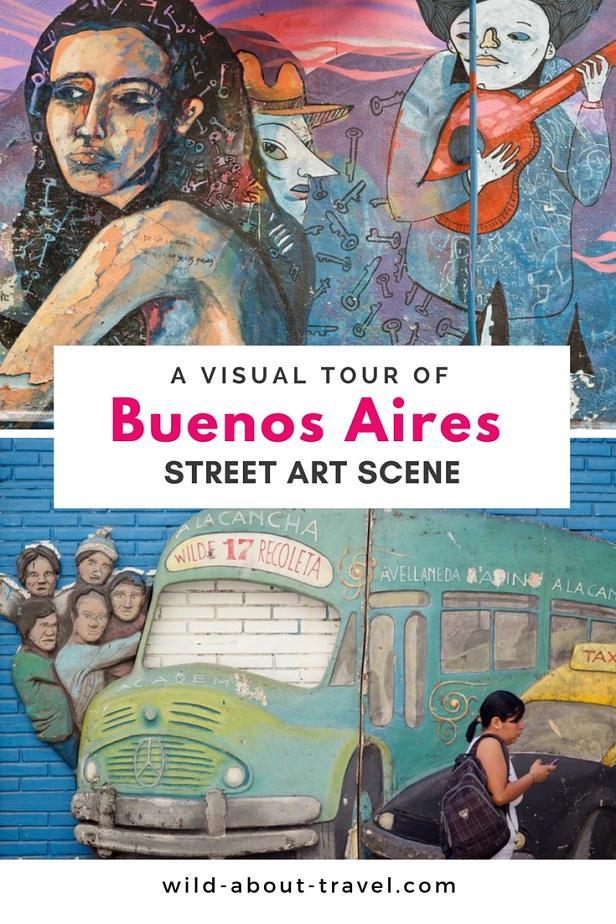 Buenos Aires Street Art Scene [1]